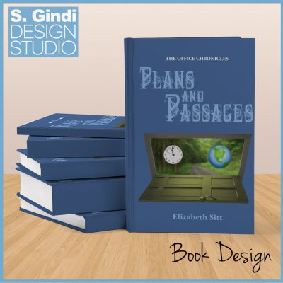 Plans & Passages Book Design