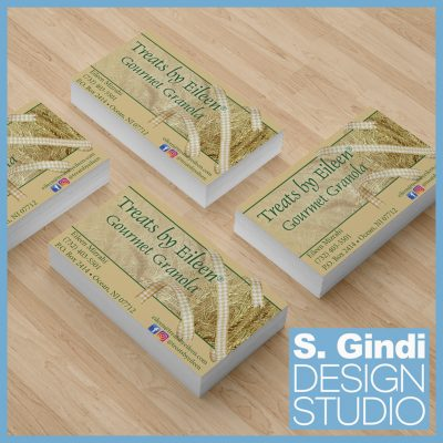 Business Cards for Treats by Eileen