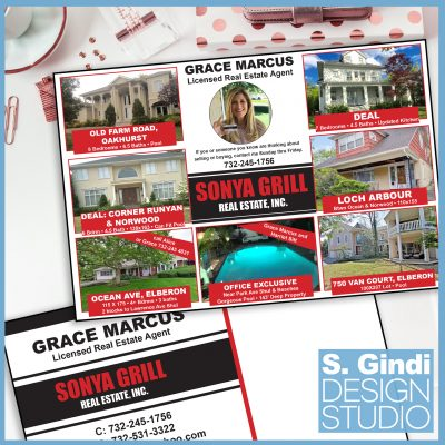 Postcards for Sonya Grill Real Estate