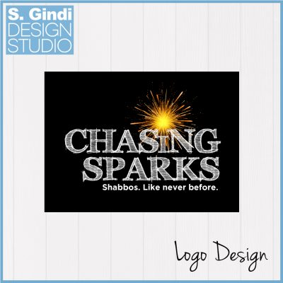 Logo for Chasing Sparks