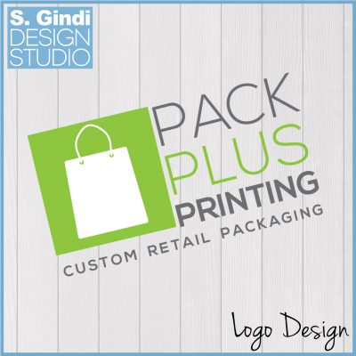 Logo Design for Pack Plus Printing