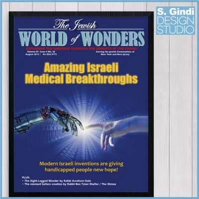 World of Wonders Magazine Design