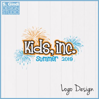 Logo Designed for Kids, Inc