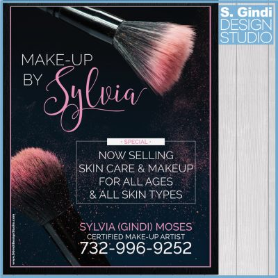 Makeup by Sylvia Flyer
