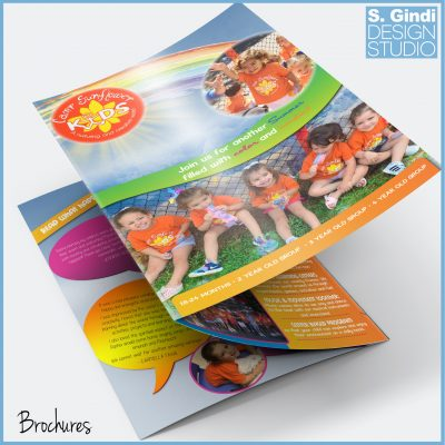Camp Sunflower Brochure