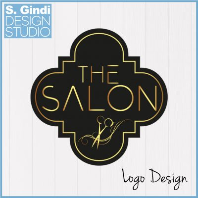 The Salon Logo Design