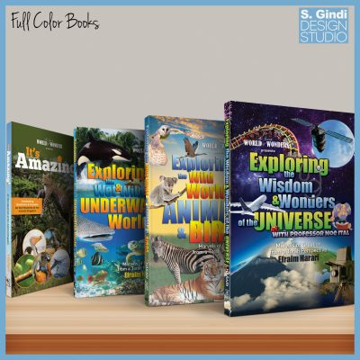 The Exploring Book Series
